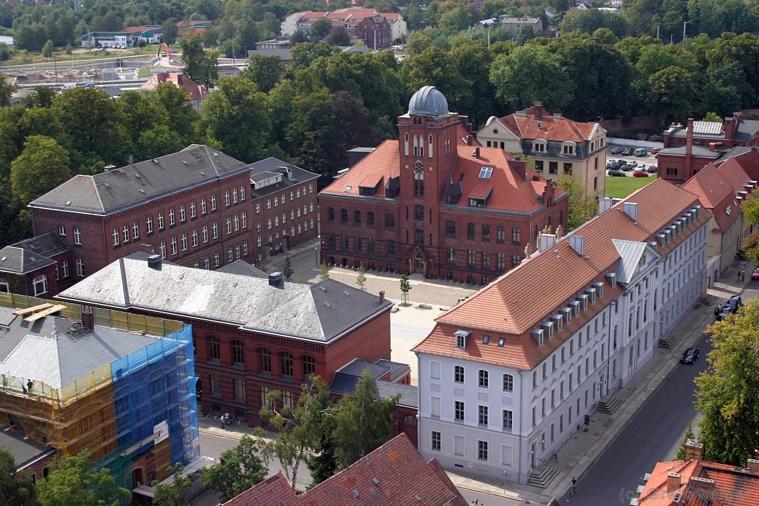 Blick vom Dom St. Nikolai