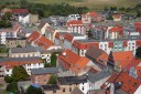 Blick vom Greifswalder Dom