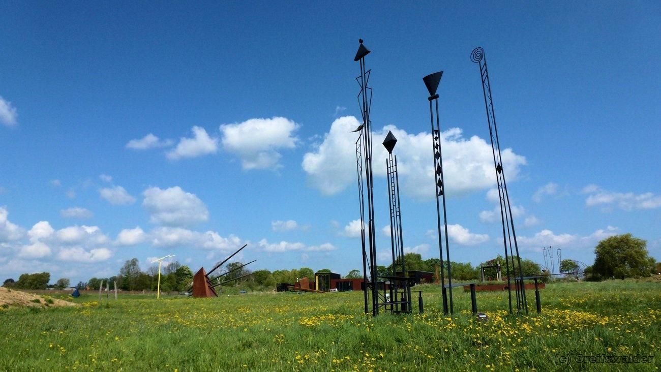Skulpturenpark Katzow