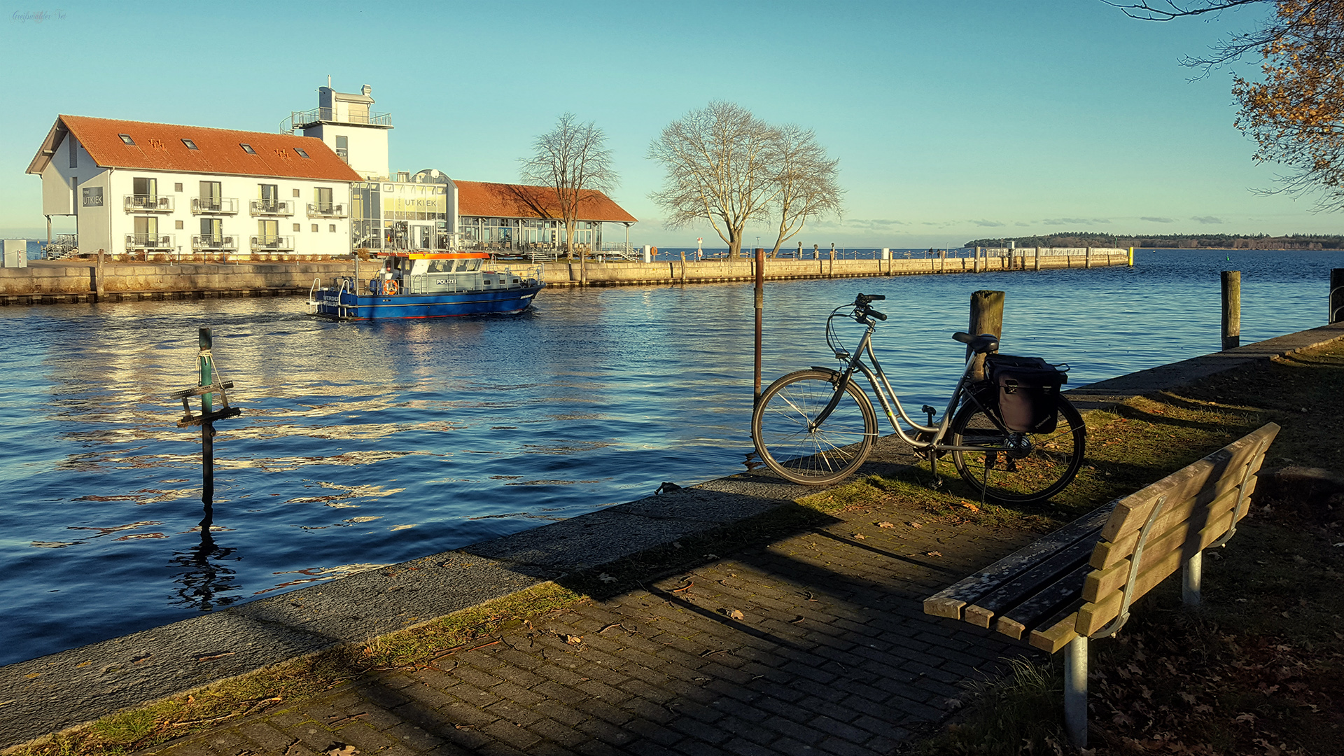 Lieblingsplatz in Greifswald-Wieck