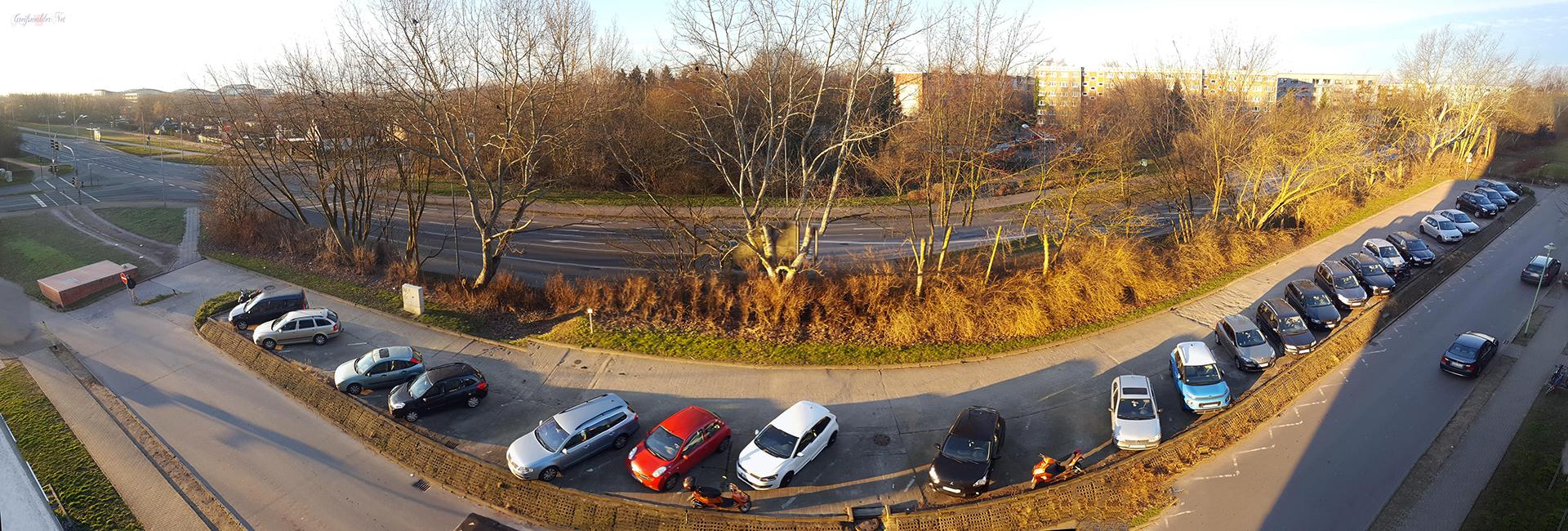 Sonntagmorgen in Greifswald
