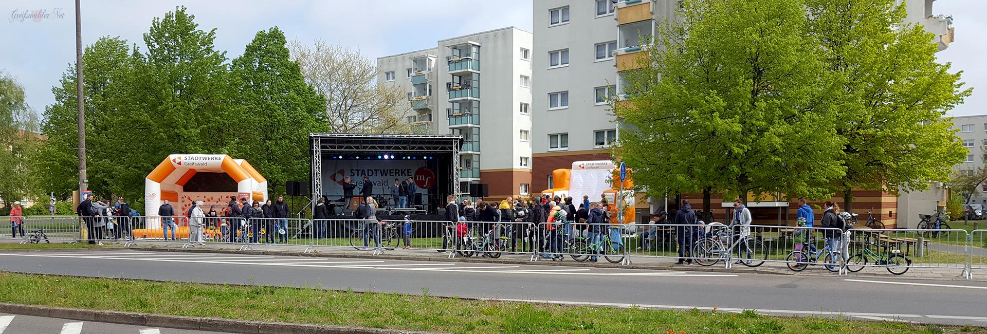 Stadtwerke-Fahrradfest 2019