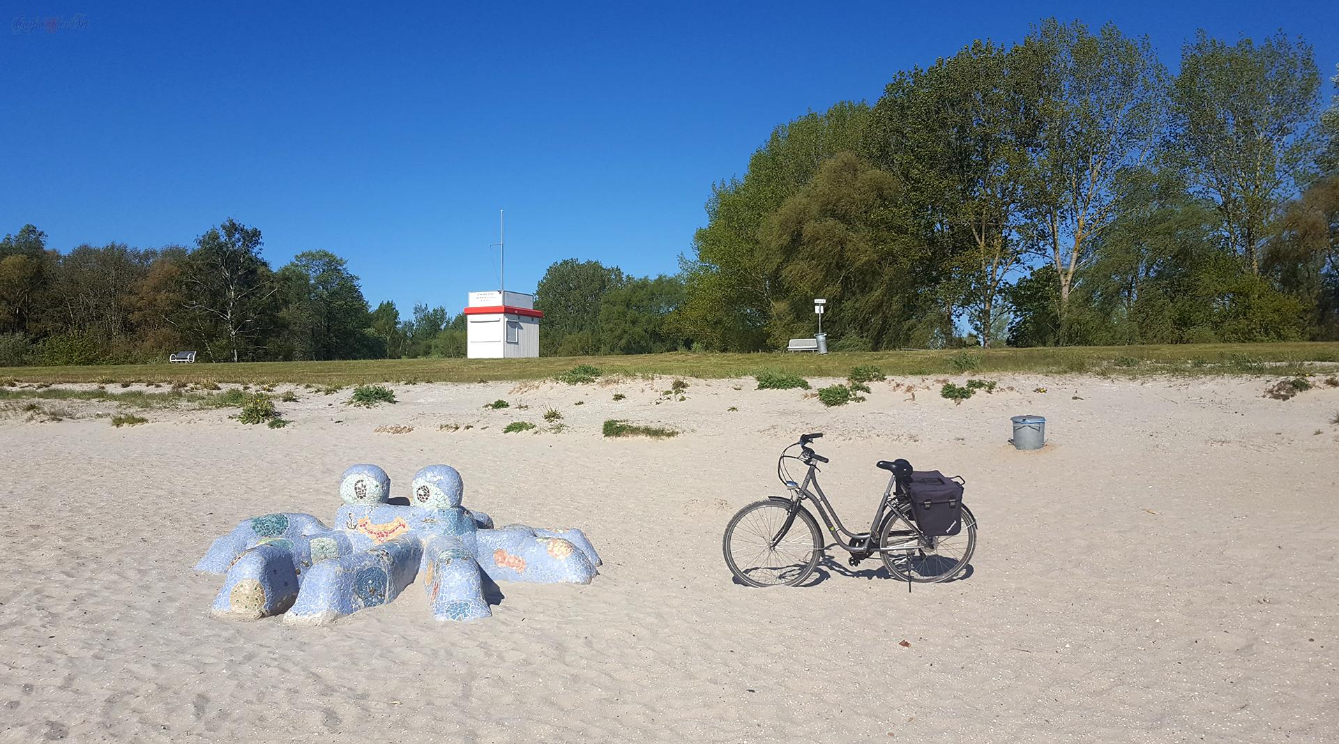 Saisoneröffnung 2019 im Strandbad Greifswald-Eldena