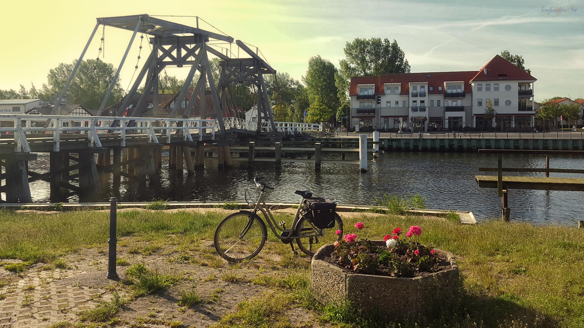 Frühling in Greifswald-Wieck