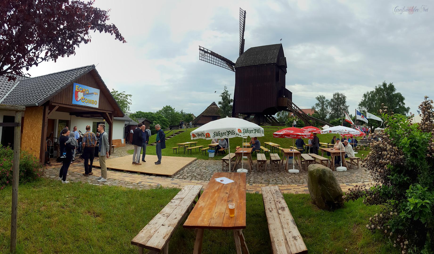 Mühlenfest 2019 in Greifswald-Eldena