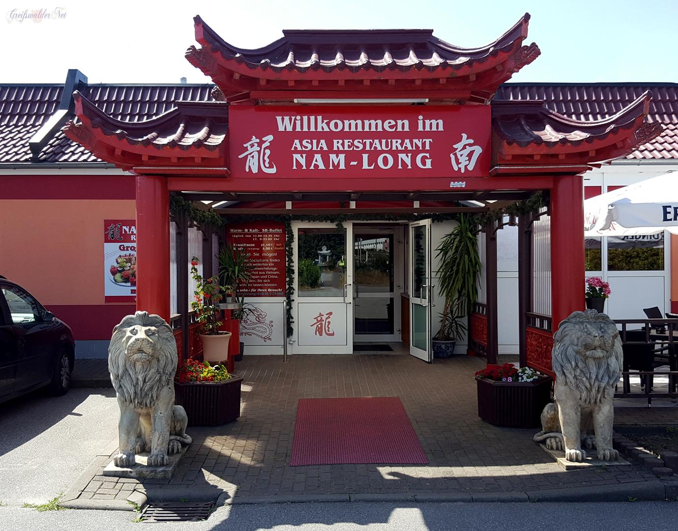 Asia Restaurant Nam-Long