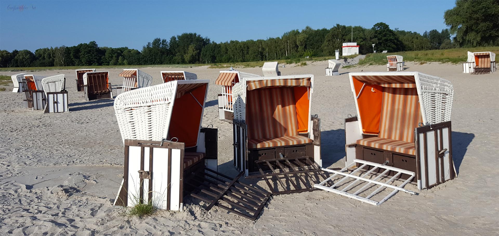 Strand Greifswald-Eldena