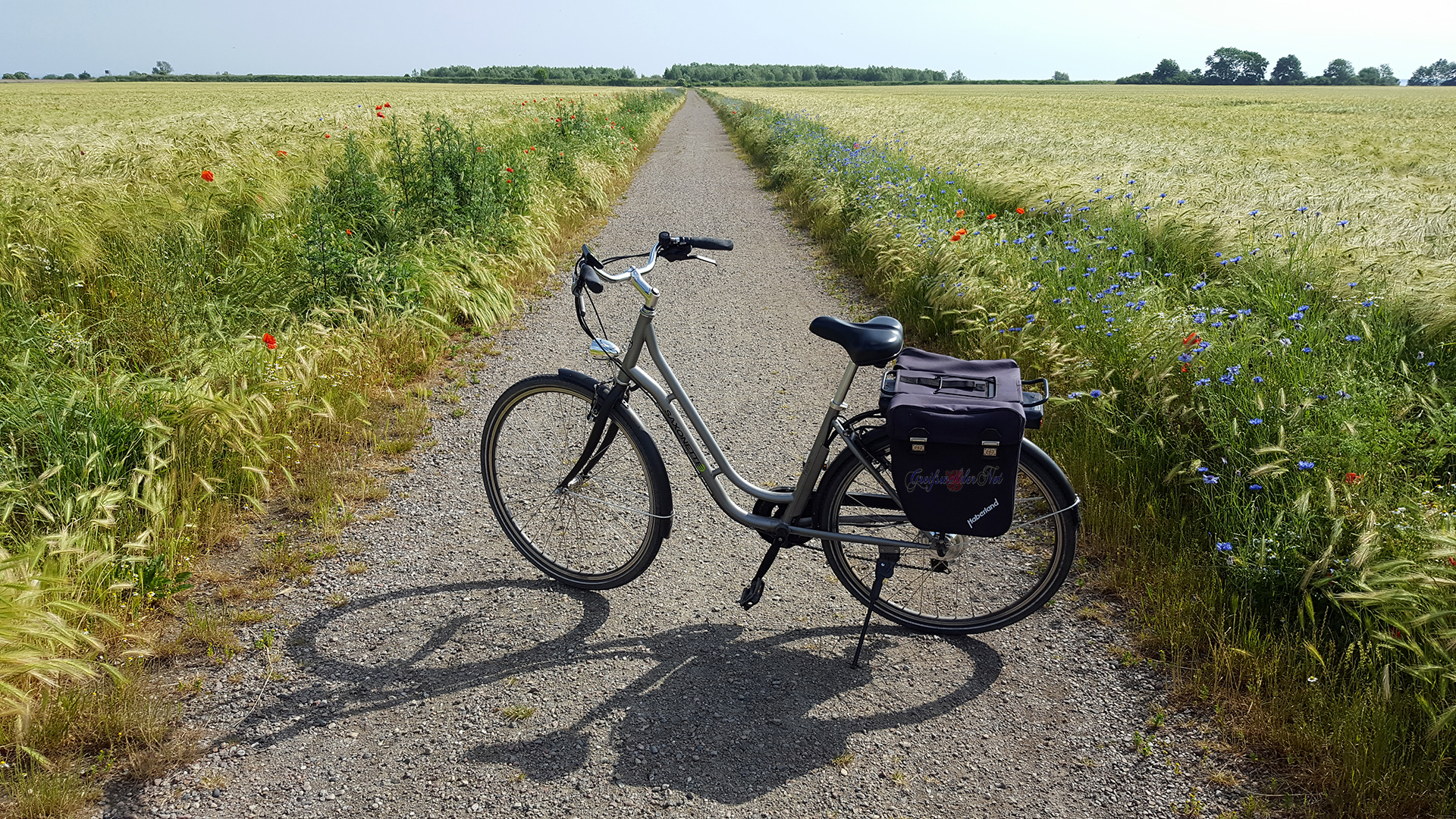 Radtour - Der Weg ist das Ziel