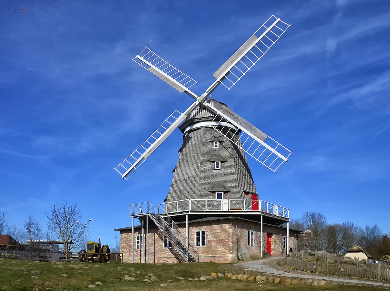 Mahnkesche Mühle in Stralsund