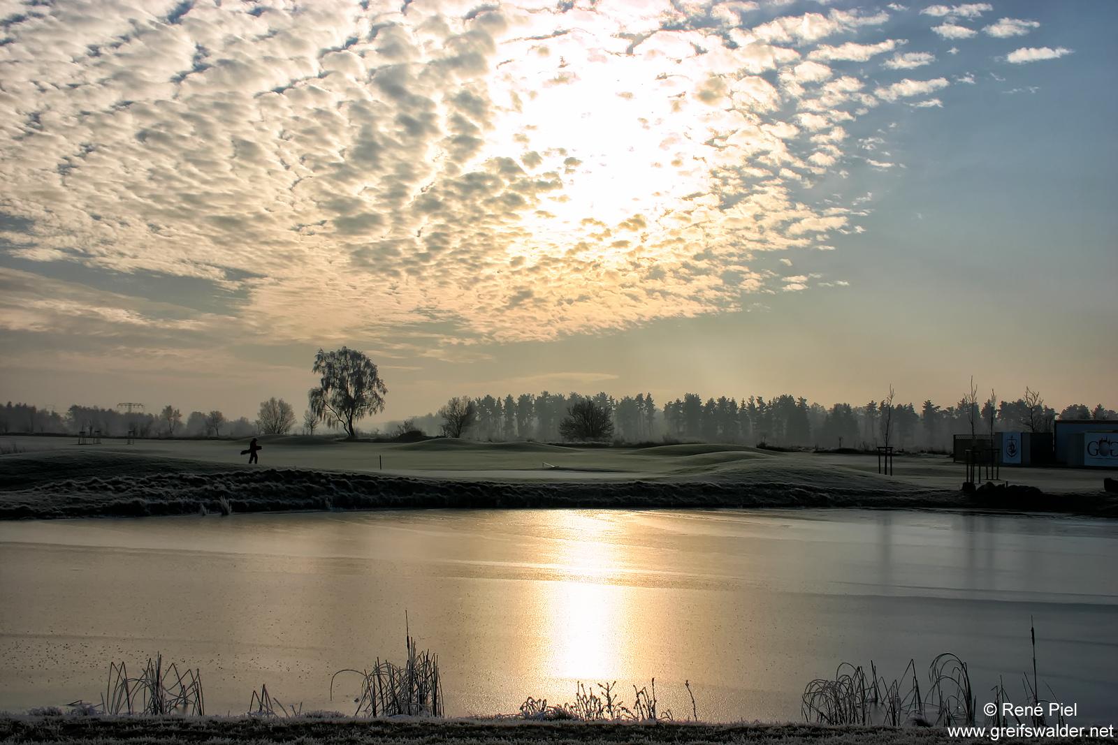 Winter im Dezember 2007