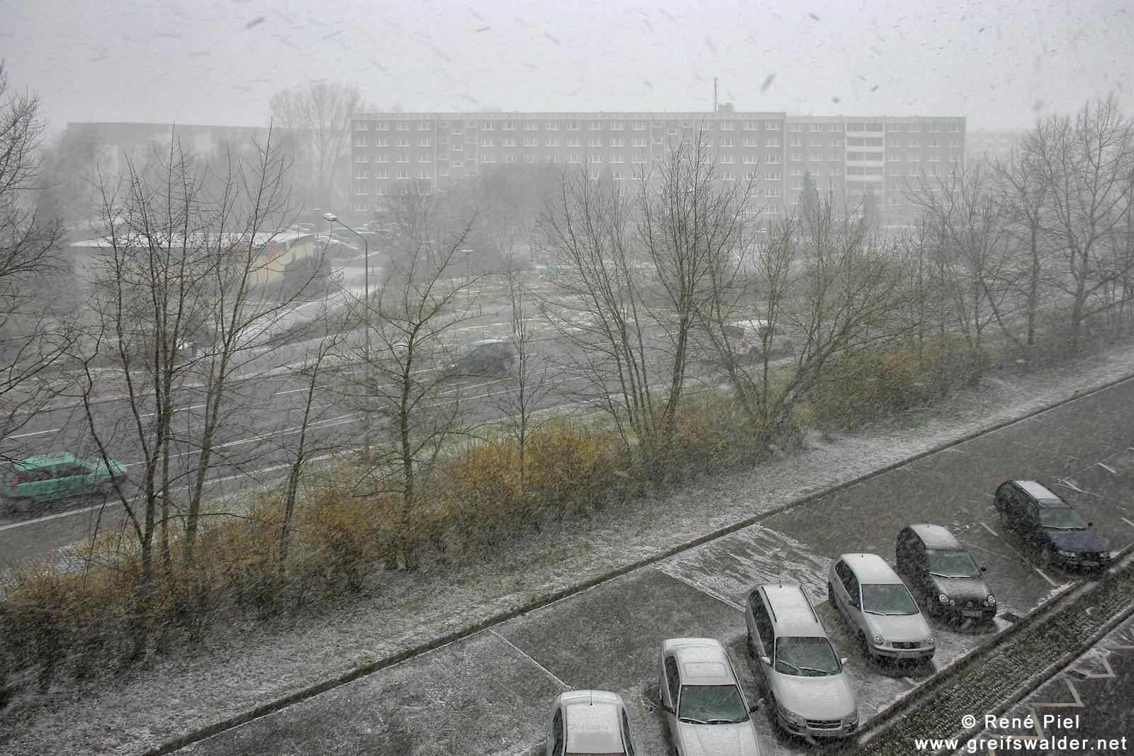 Wetter am 19.03.2008