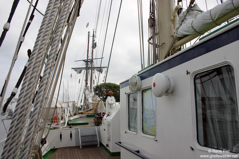 "Segelschulschiff ""Greif"""