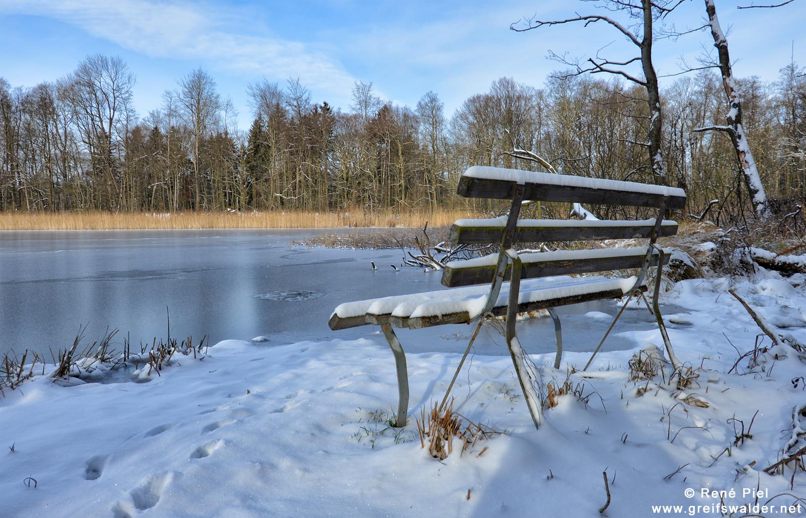 Schloßsee Wrangelsburg