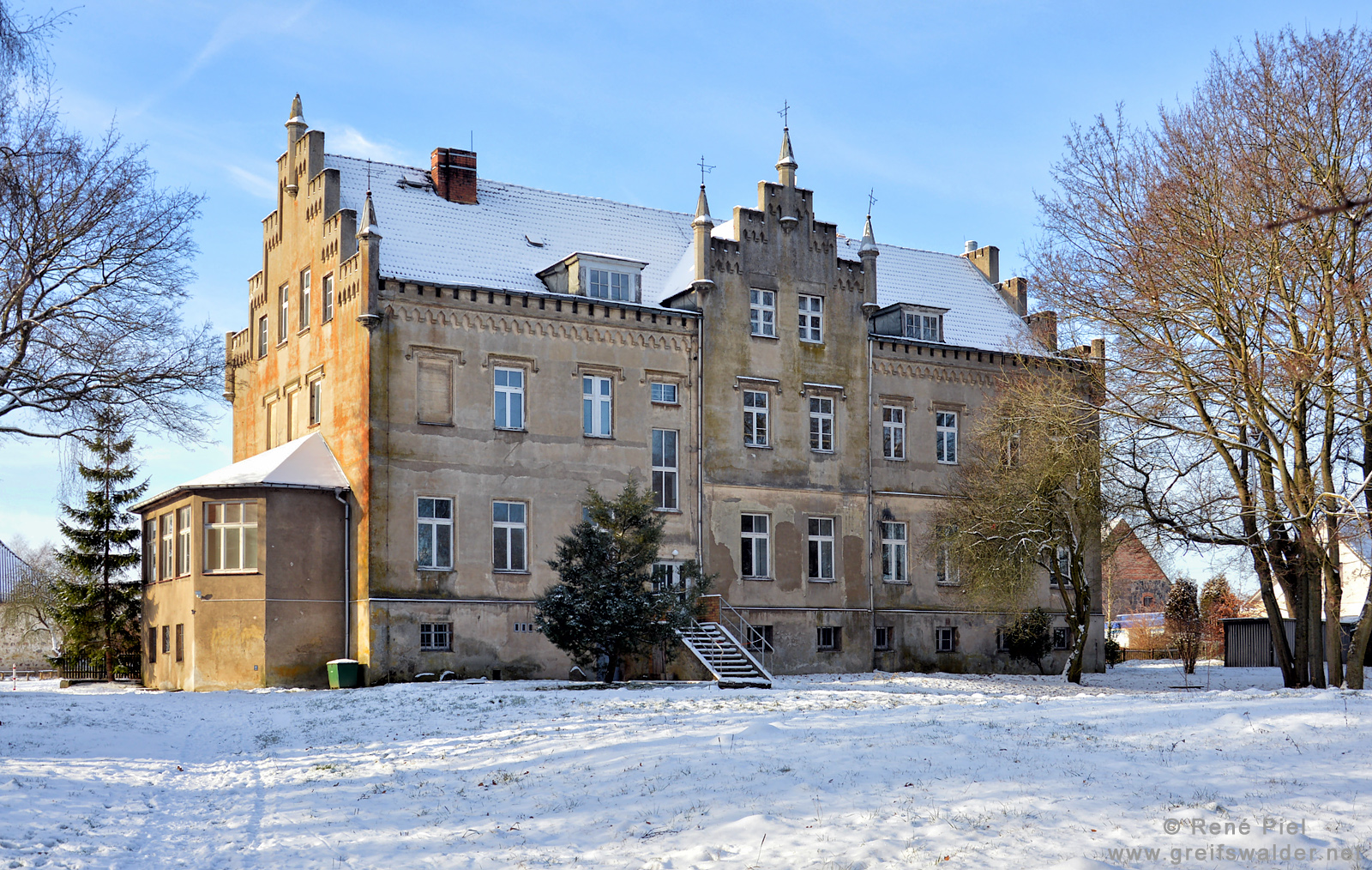 Schloss Wrangelsburg