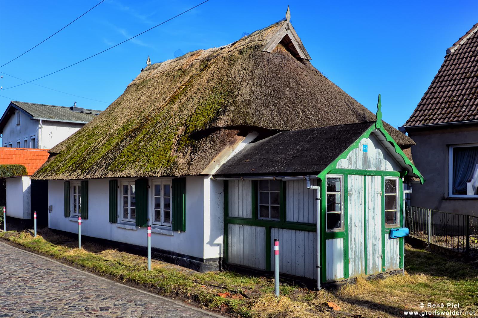 Groß und klein in Greifswald-Wieck