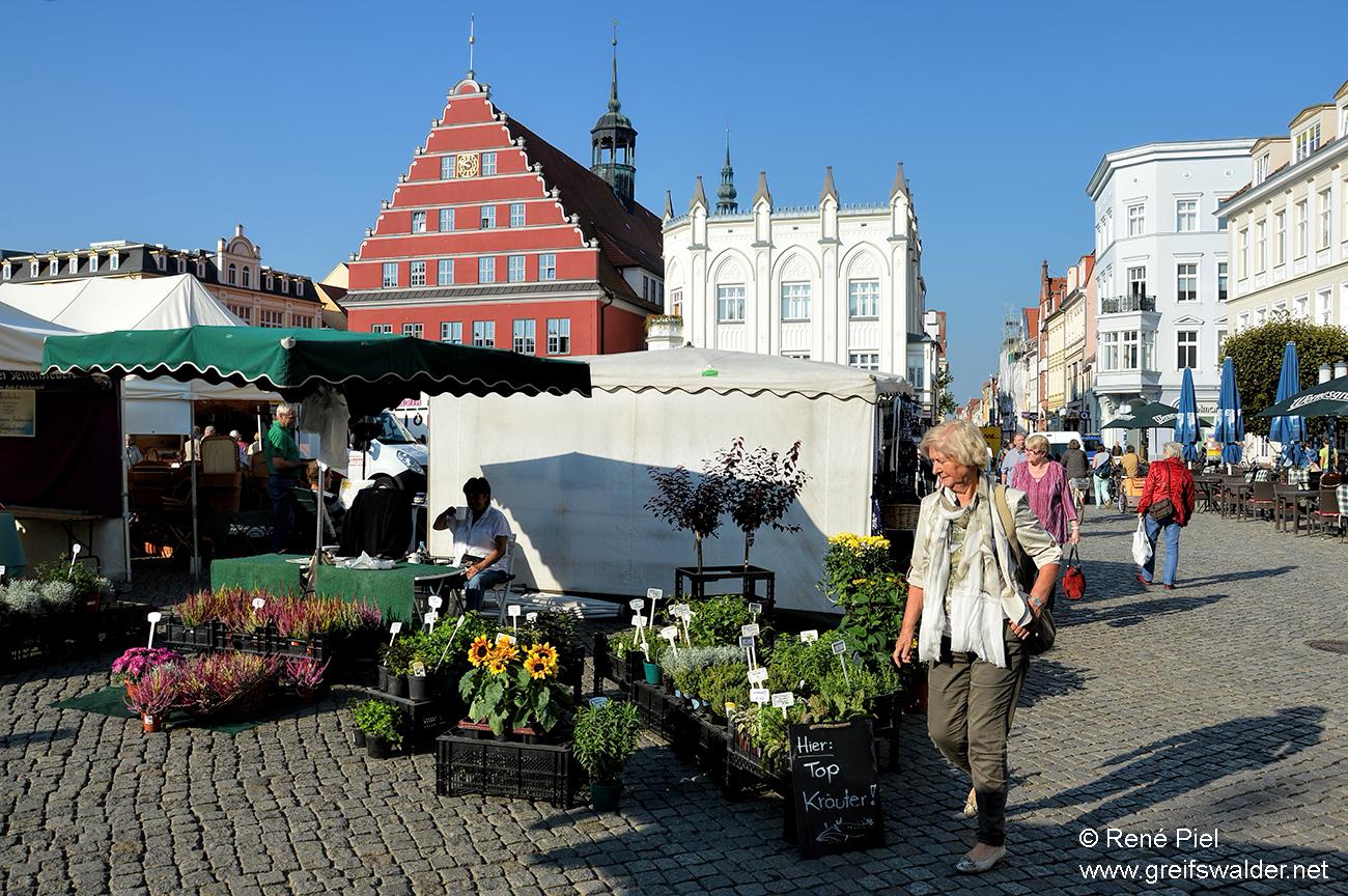 Markt Greifswald