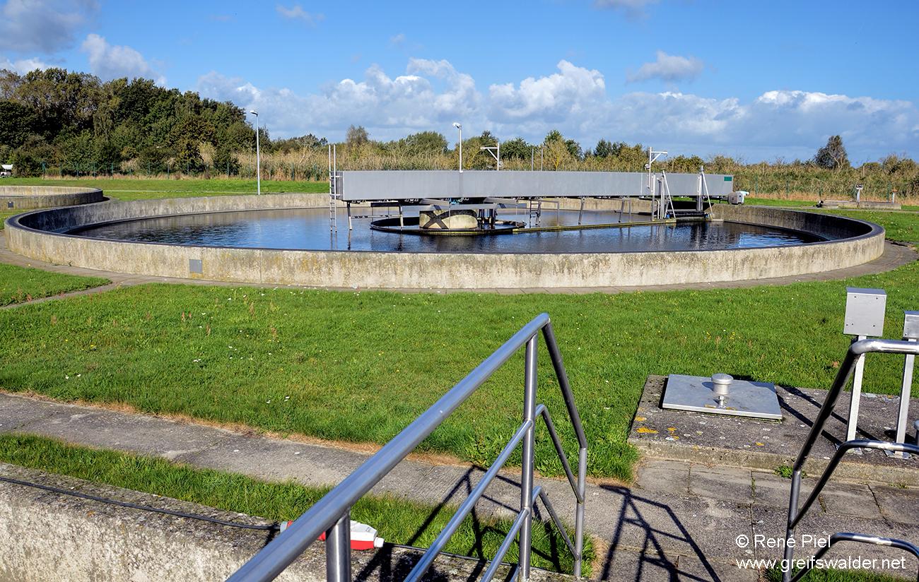 Abwasserwerk Greifswald