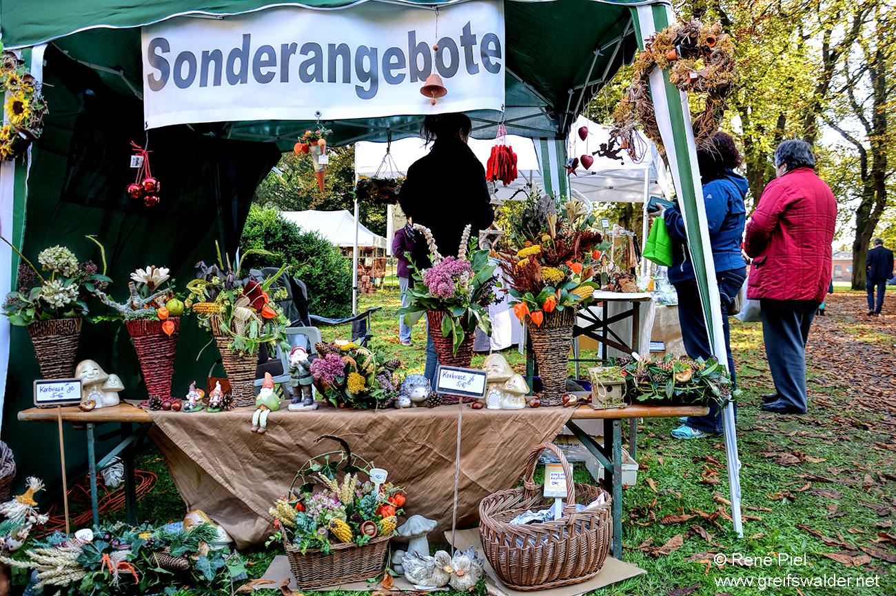 Herbstmarkt in Griebenow