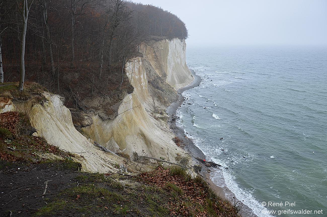 Kreidefelsen Wissower Klinken auf Rügen
