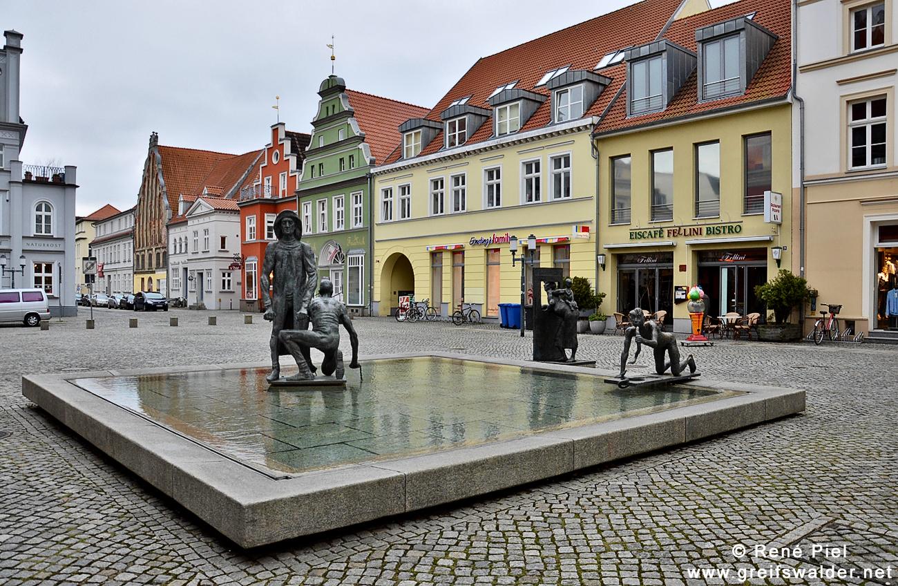 Fischmarkt Greifswald