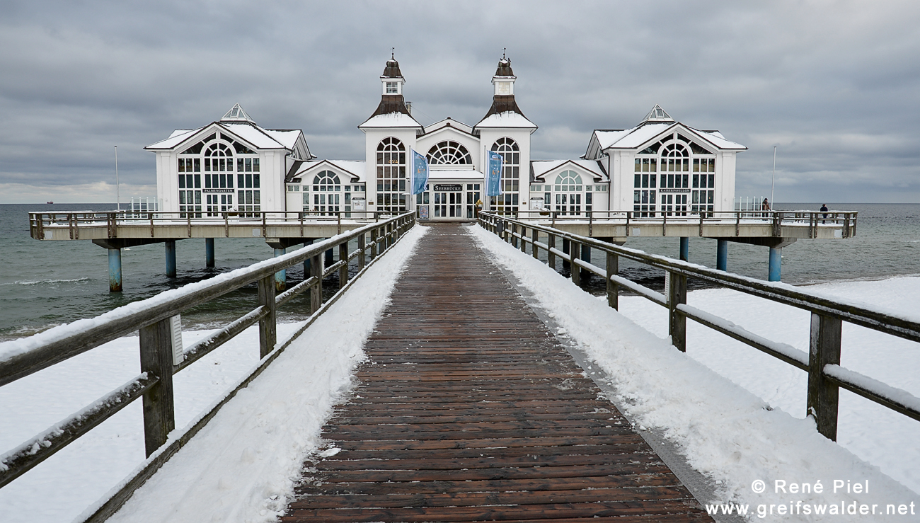 Seebrücke Sellin