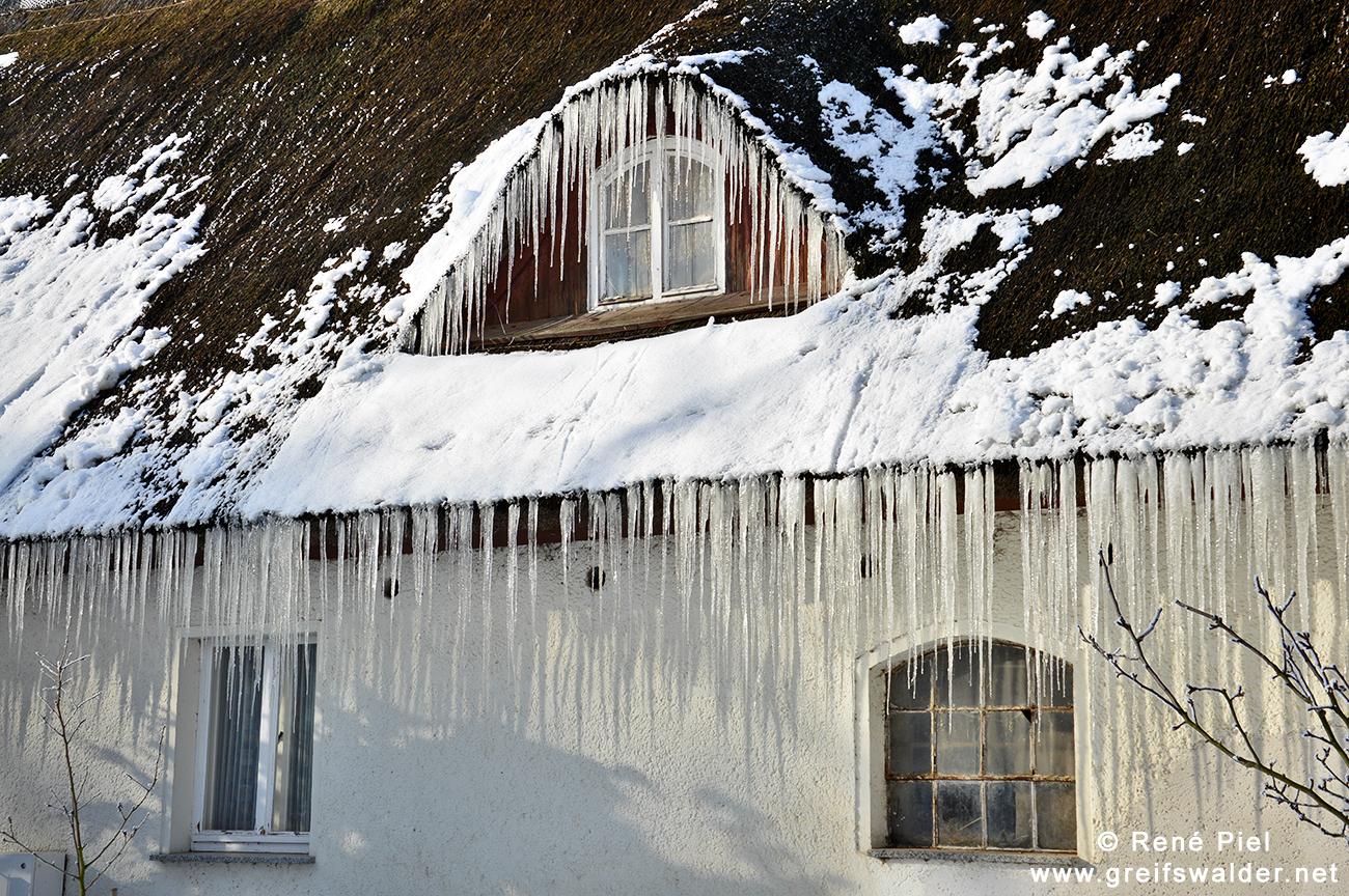 Eiszapfen-Vorhang