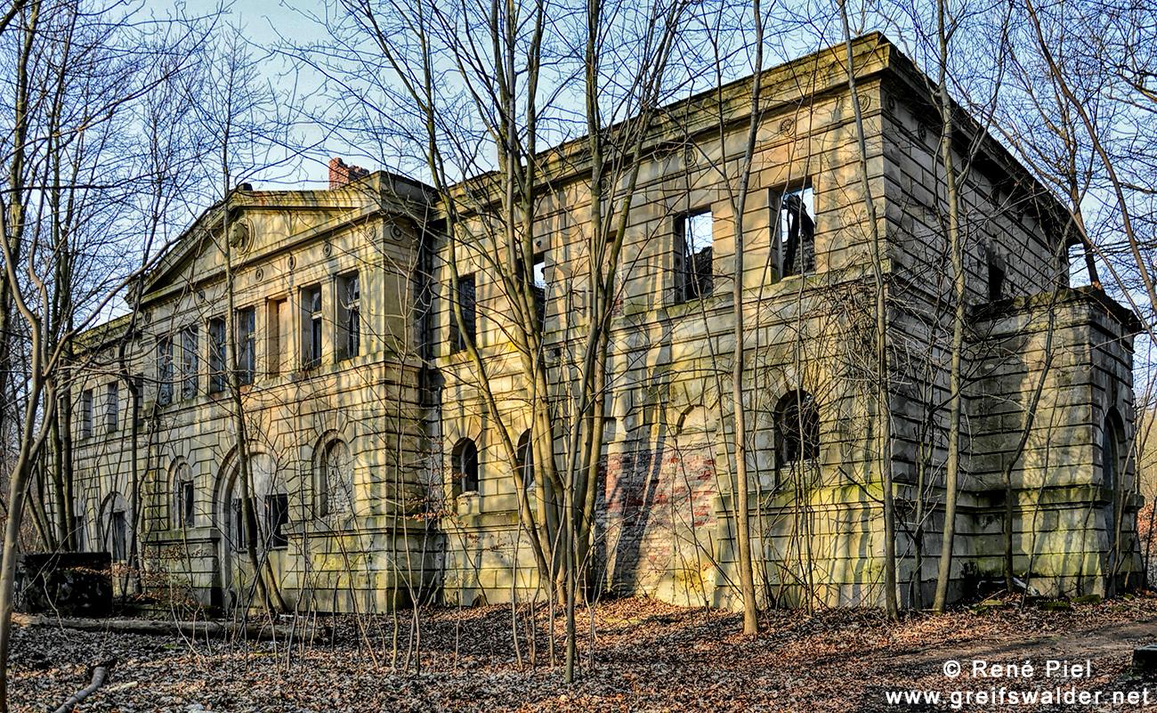 Marstall Dwasieden in Sassnitz auf Rügen