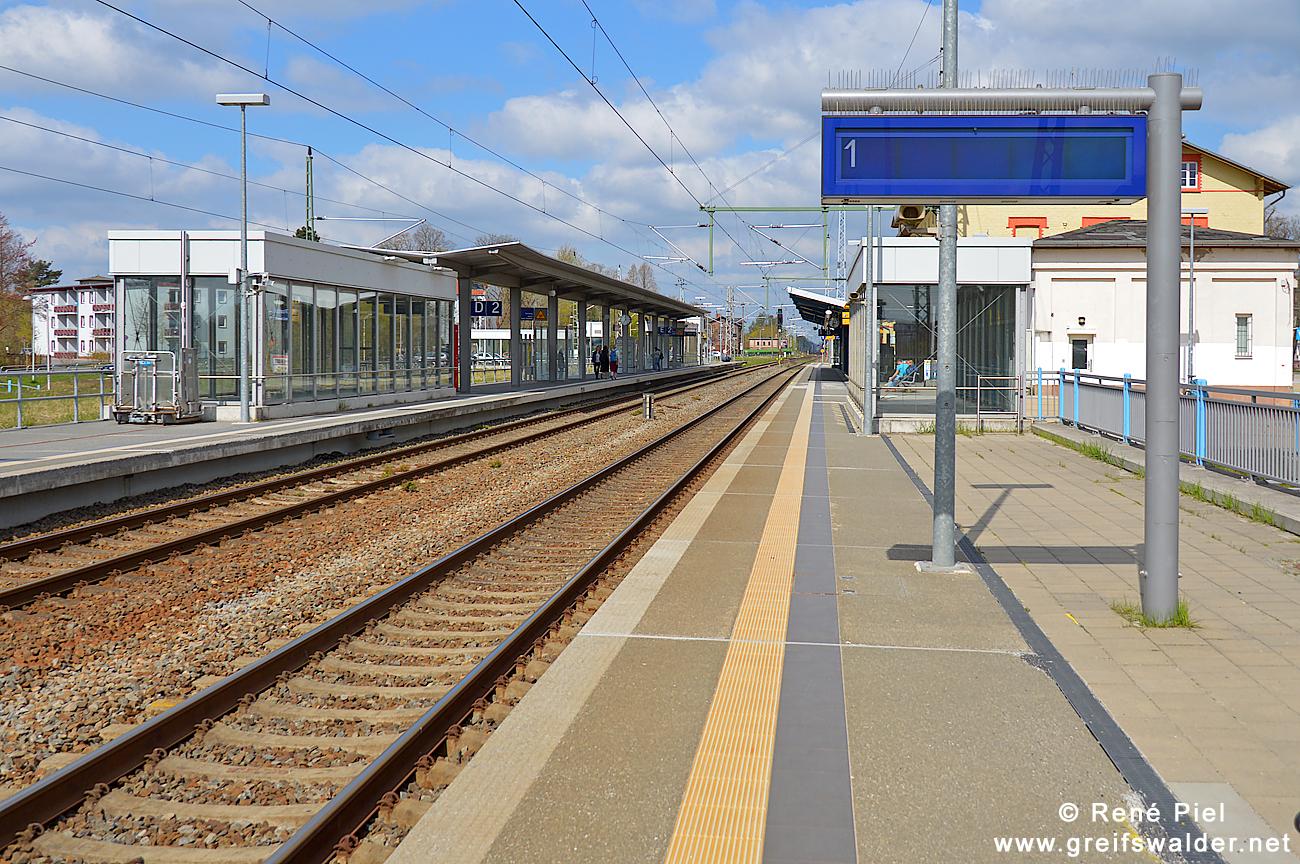 Hauptbahnhof Greifswald