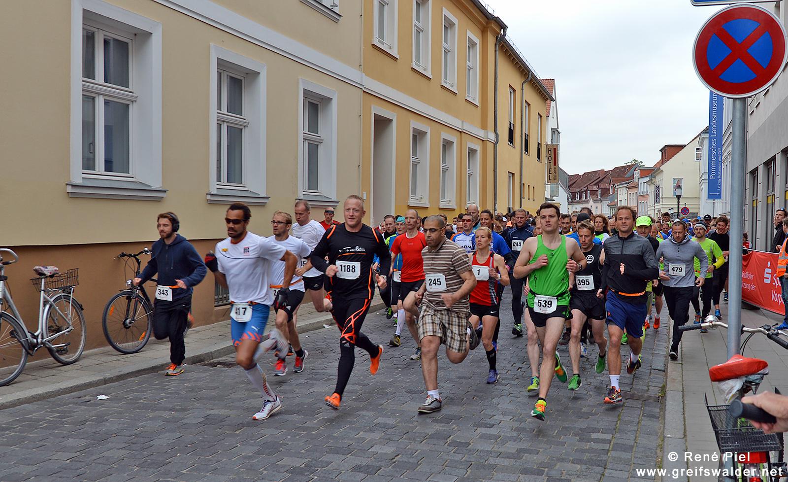 Greifswalder Citylauf 2015