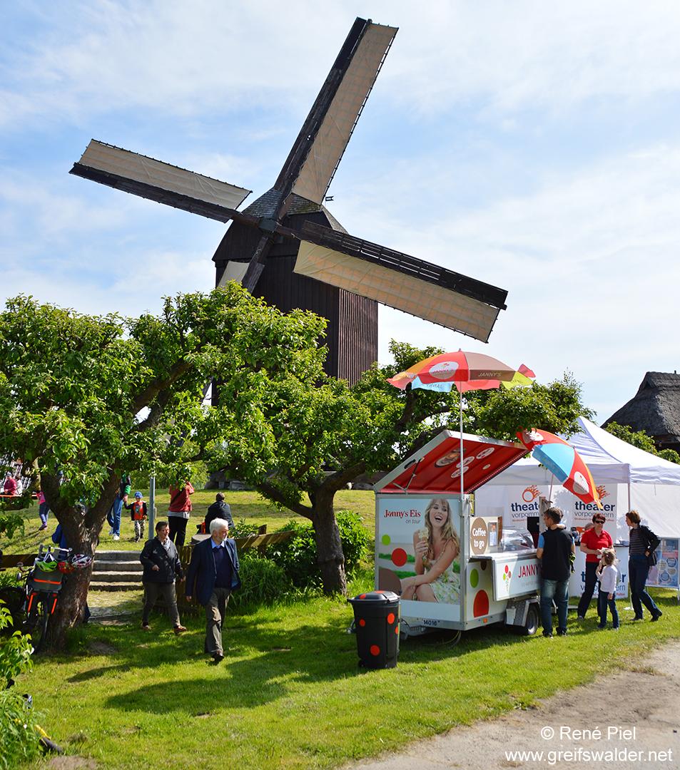 Mühlenfest 2015 in Greifswald-Eldena