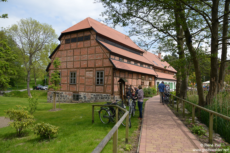 Mühlenfest 2015 in Hanshagen