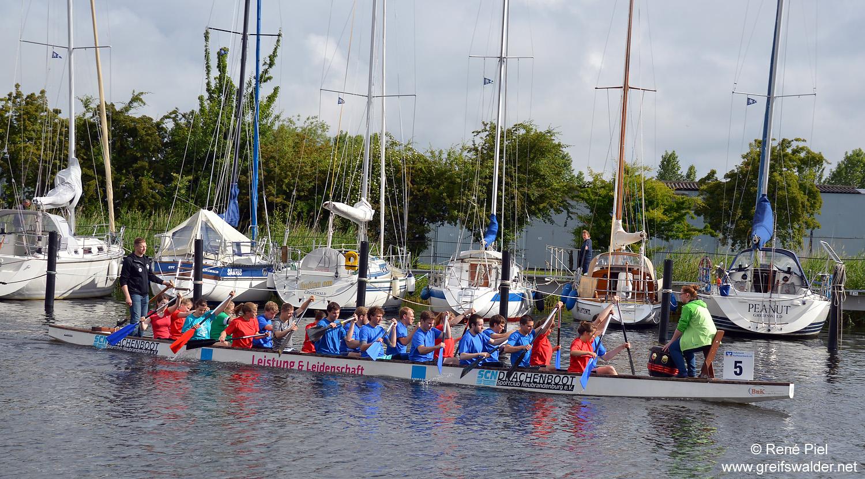 14. Greifswalder Drachenbootfest