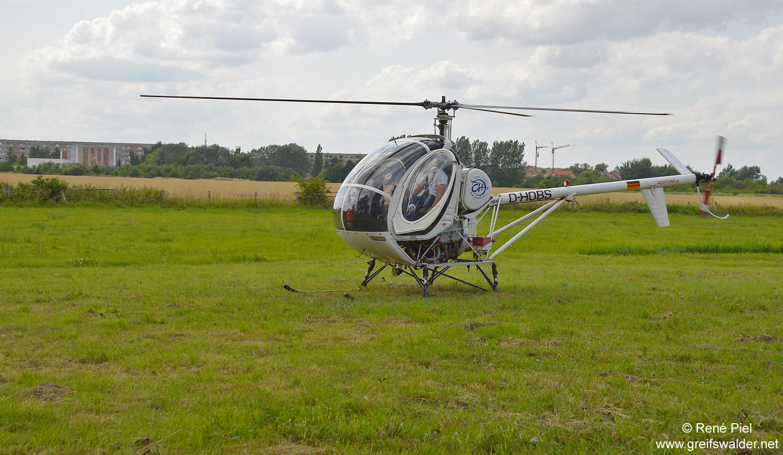 D-HOBS - Hughes-Schweizer H 269 C