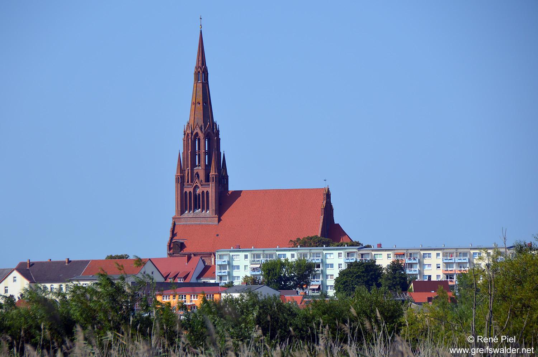 Kirche in Demmin