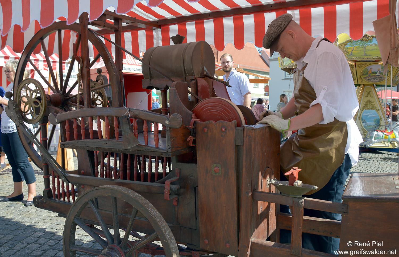 Historisches Stadtfest in Greifswald