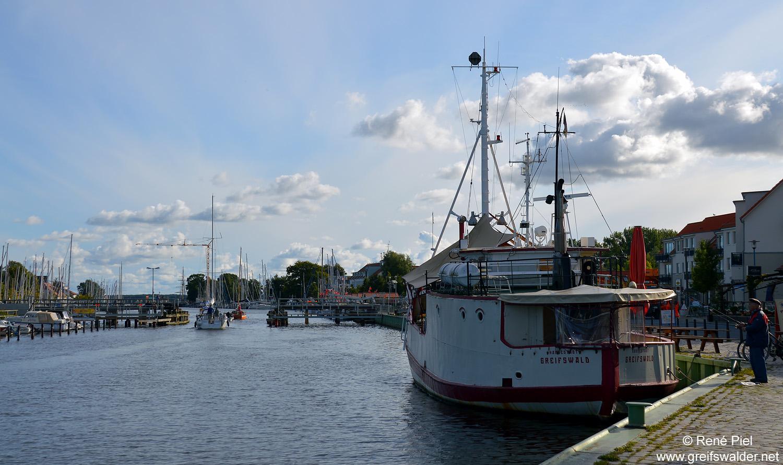 In Greifswald-Wieck