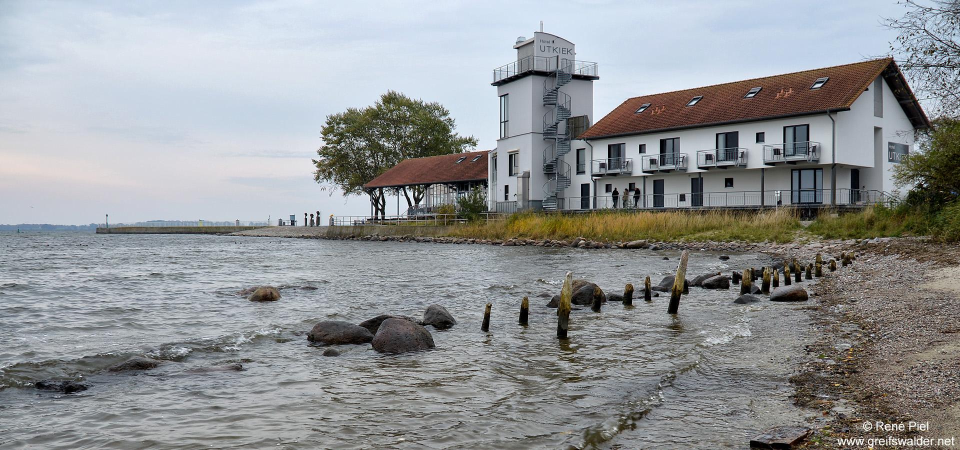 Am Utkiek in Greifswald-Wieck