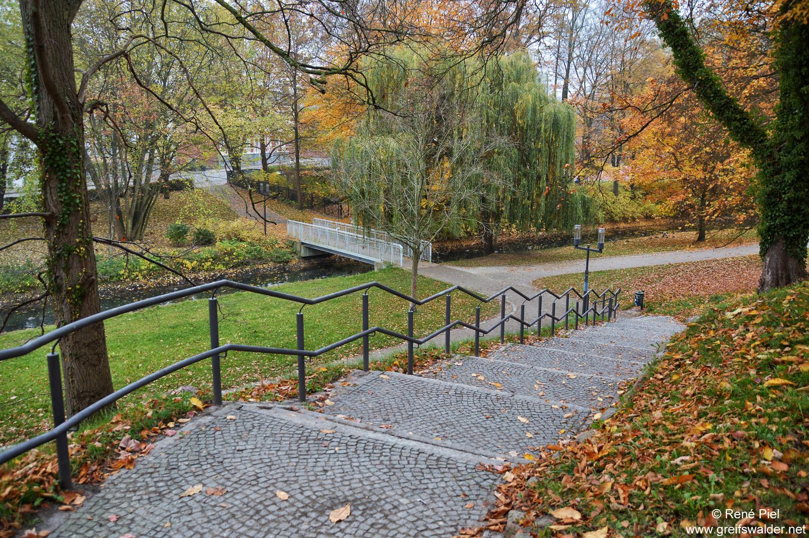 Am Stadtgraben in Greifswald