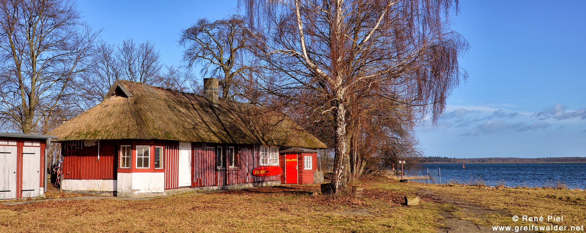 DLRG Greifswald - Badehaus Eldena