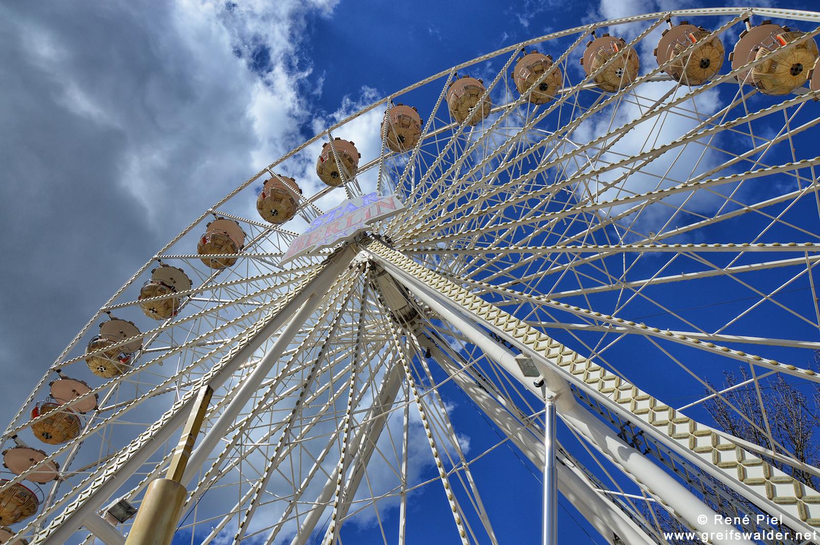 Blick vom Riesenrad