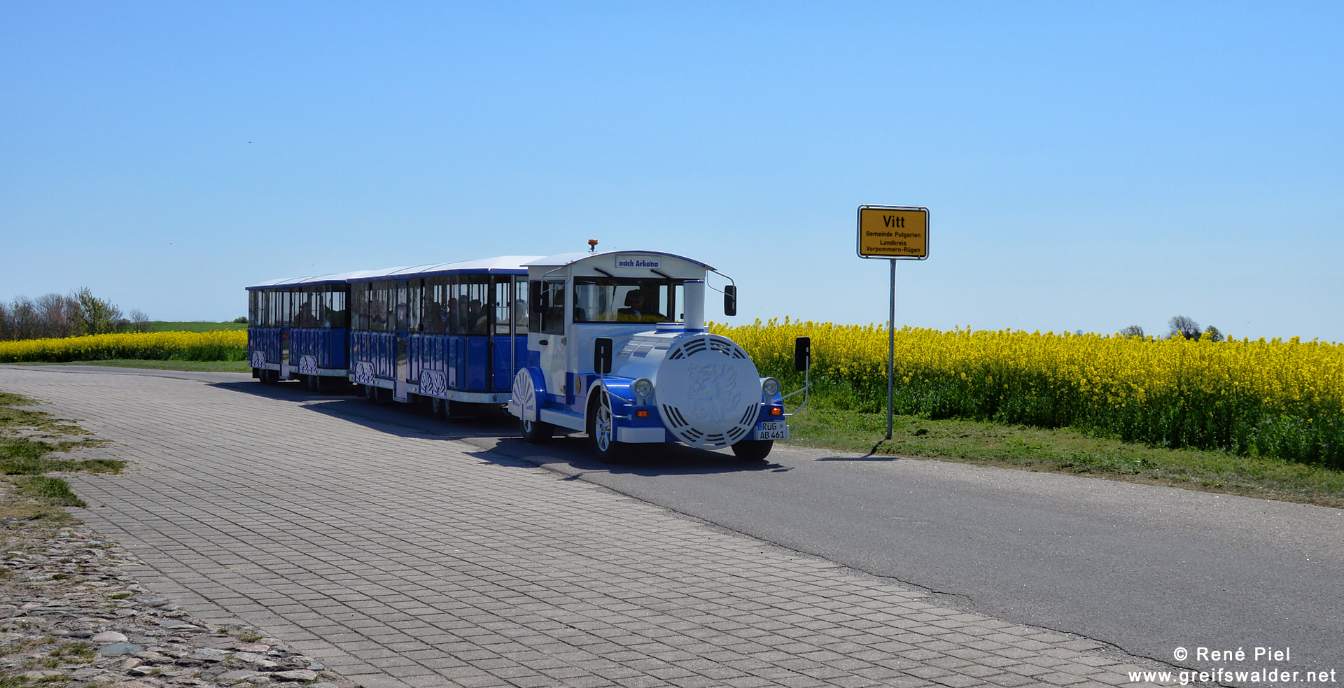 Fischerdorf Vitt - Kap Arkona
