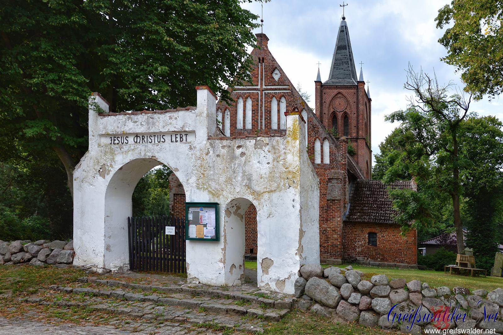 Heilig-Kreuz-Kirche in Kemnitz
