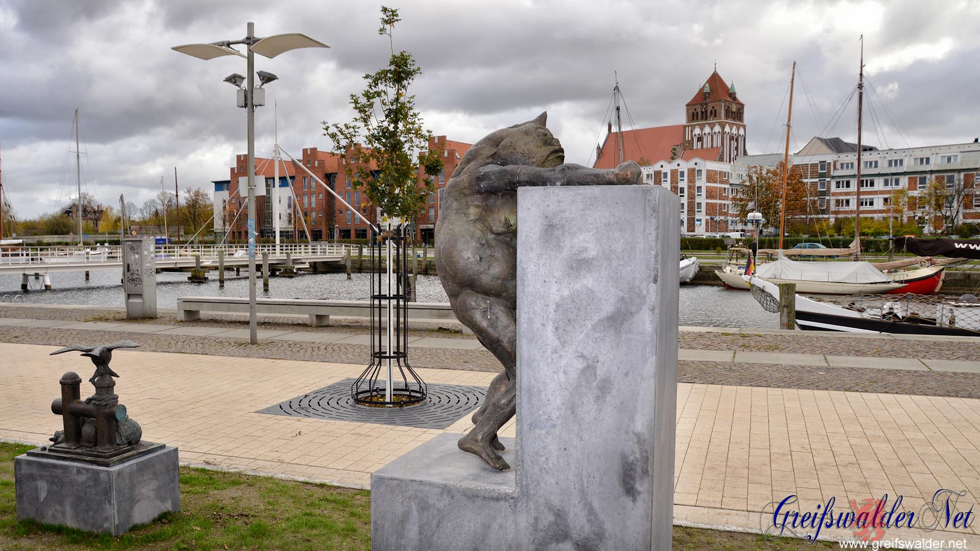Klabautermann in Greifswald