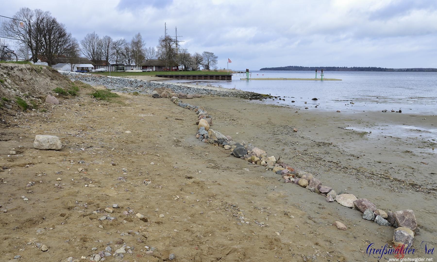 Küstenschutz - schützt den Deich