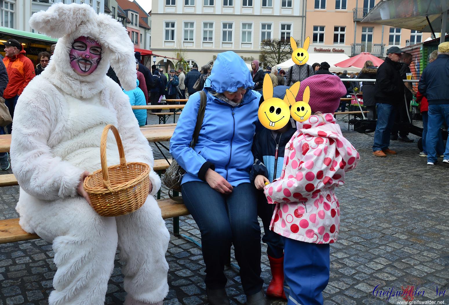 Greifswalder Oster- und Blumenmarkt