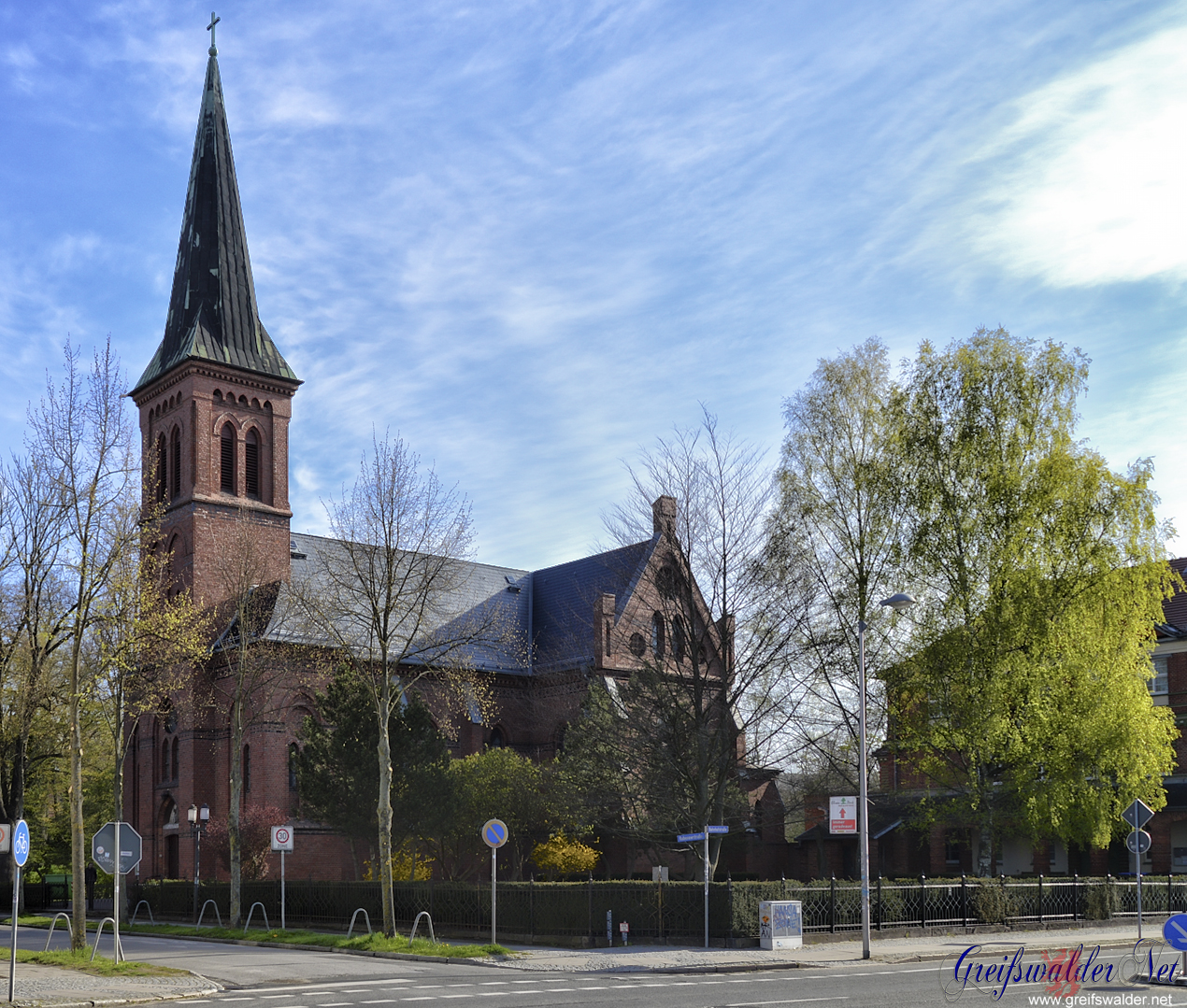 St. Joseph Greifswald
