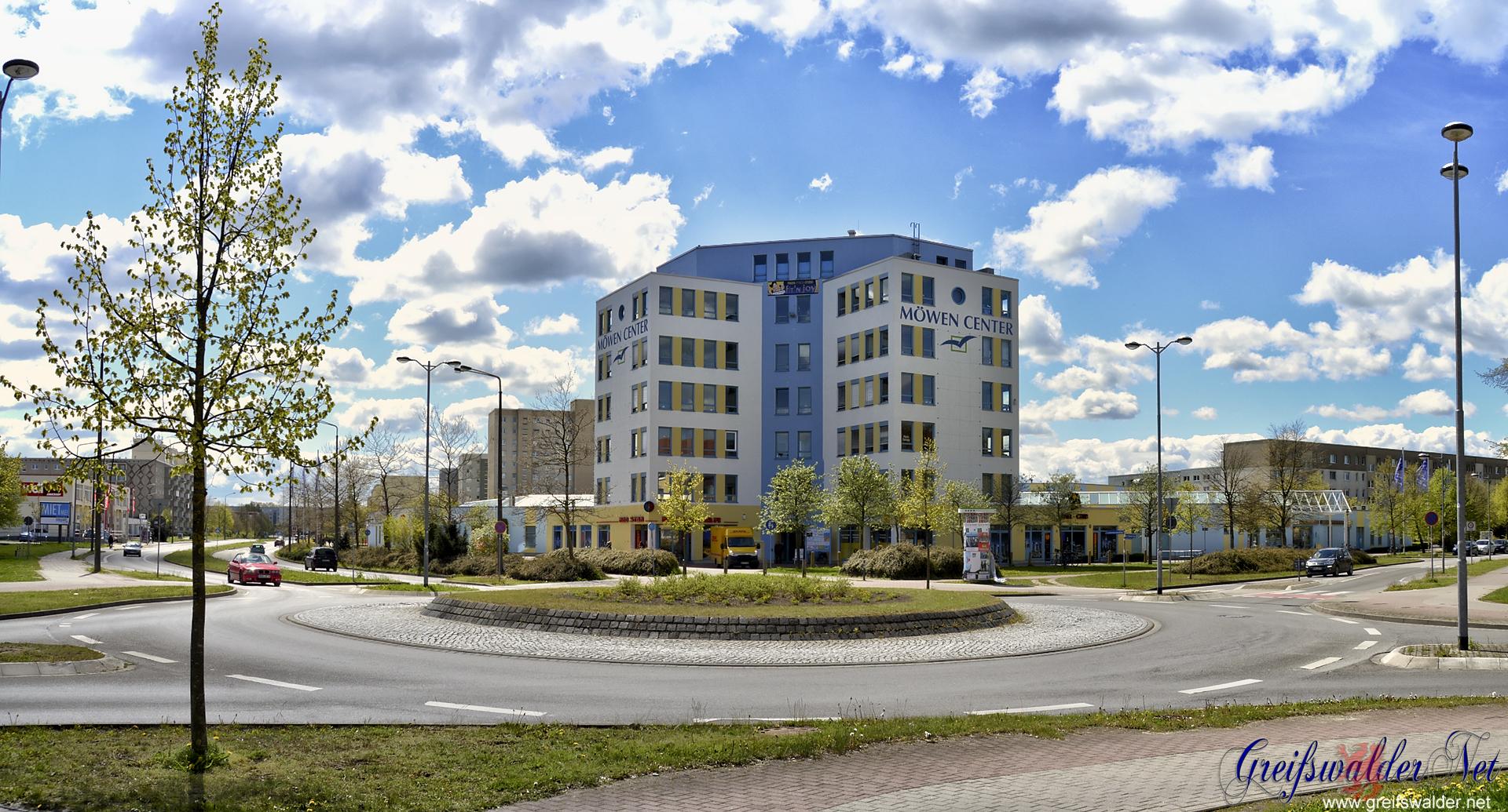 Möwencenter Greifswald