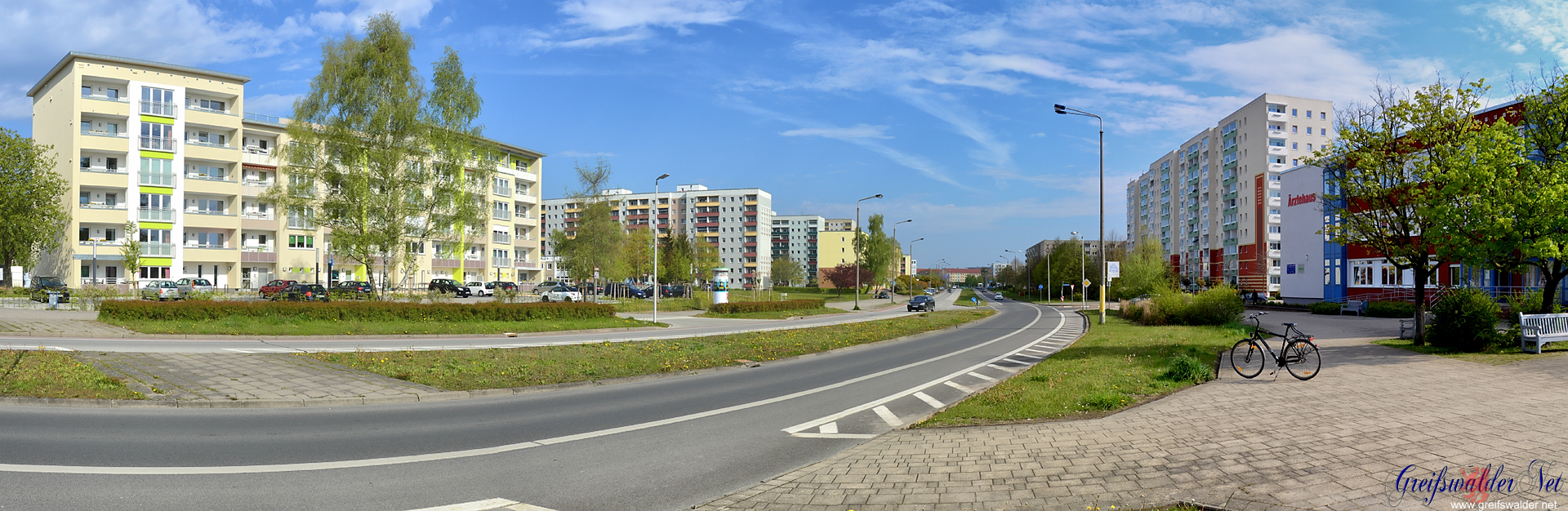 Schönwalde I in Greifswald