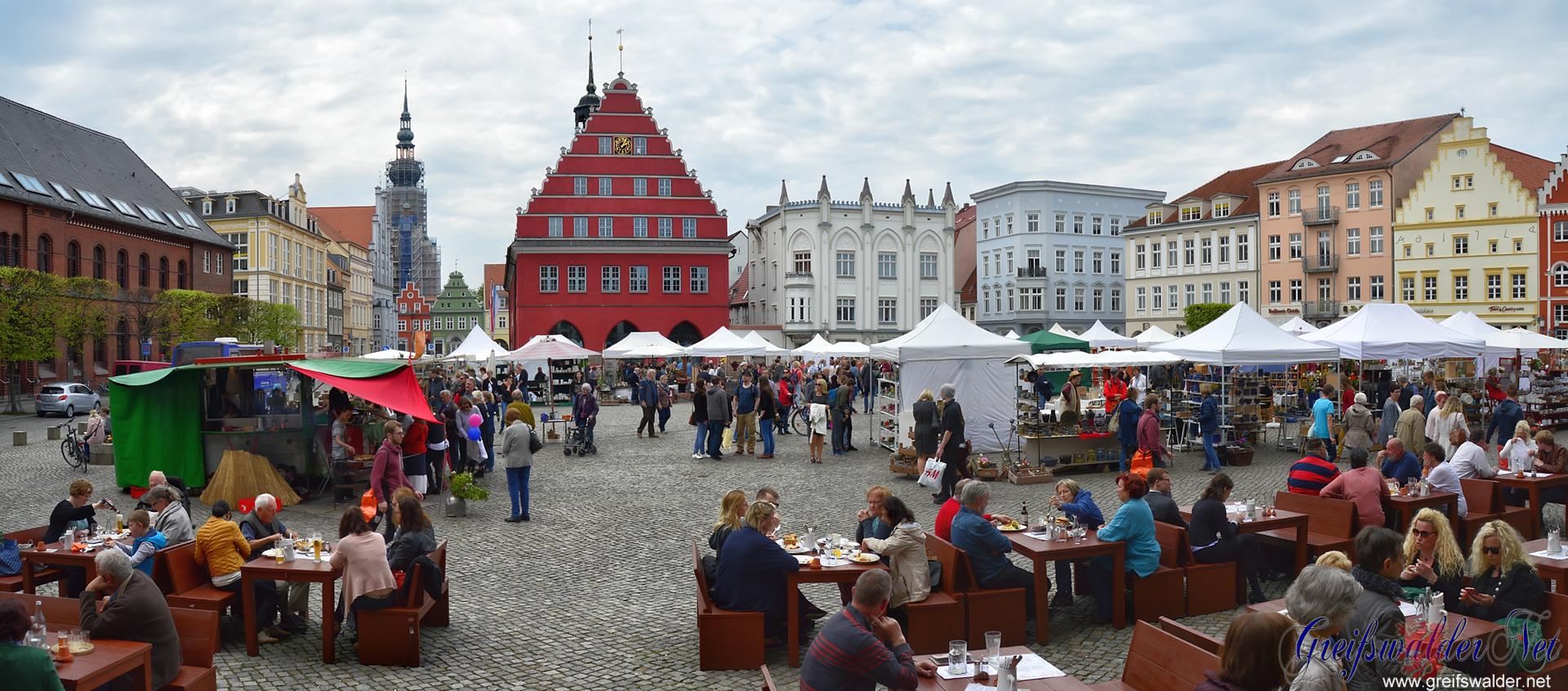 11. Greifswalder Töpfermarkt 2017