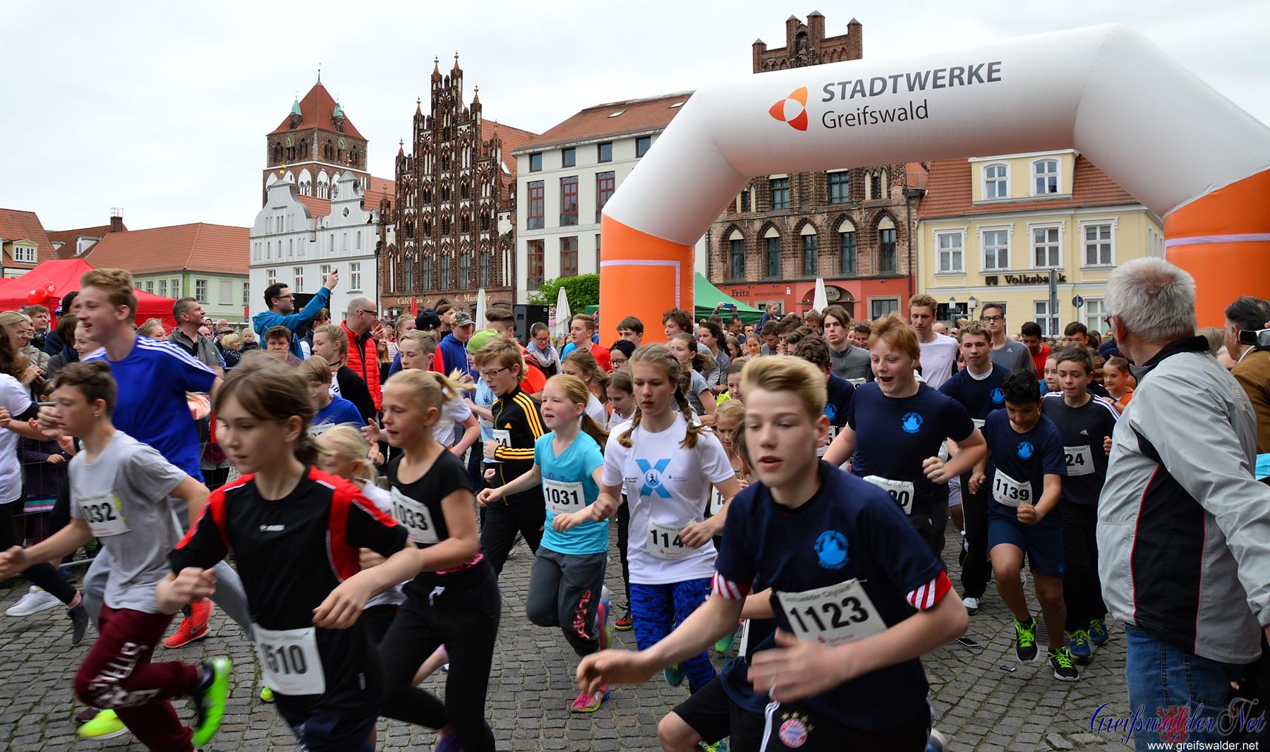 11. Greifswalder Citylauf